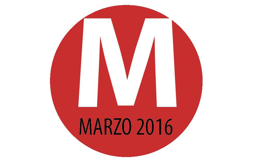 PROGRAMACIÓN MARZO 2016