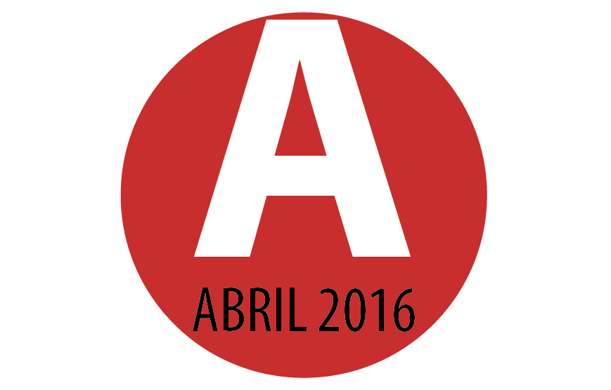 PROGRAMACIÓN ABRIL 2016
