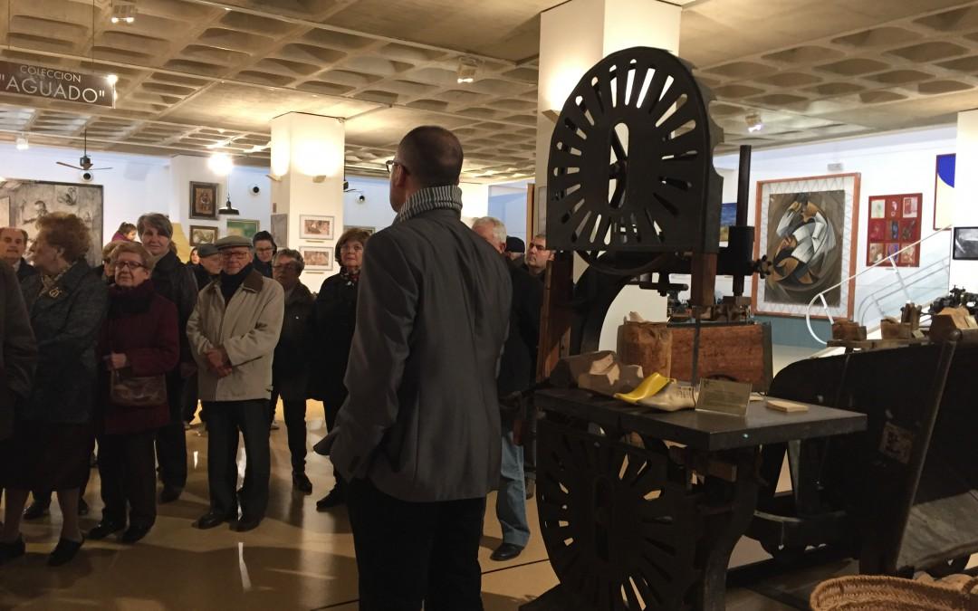 Visita  al Museo del Calzado