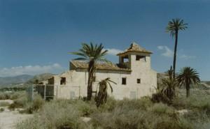 Restos antigua Finca Lacy general. Años 90