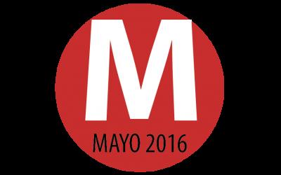 PROGRAMACIÓN MAYO 2016