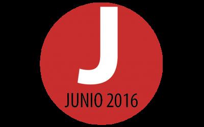 PROGRAMACIÓN JUNIO 2016