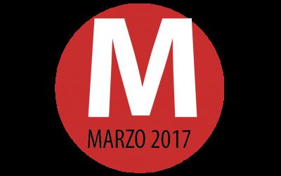 PROGRAMACIÓN MARZO 2017