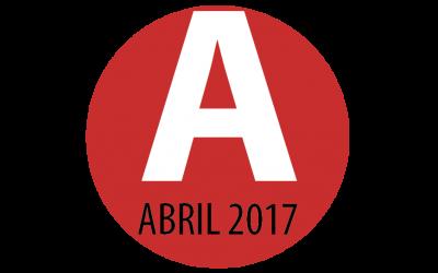 PROGRAMACIÓN ABRIL 2017