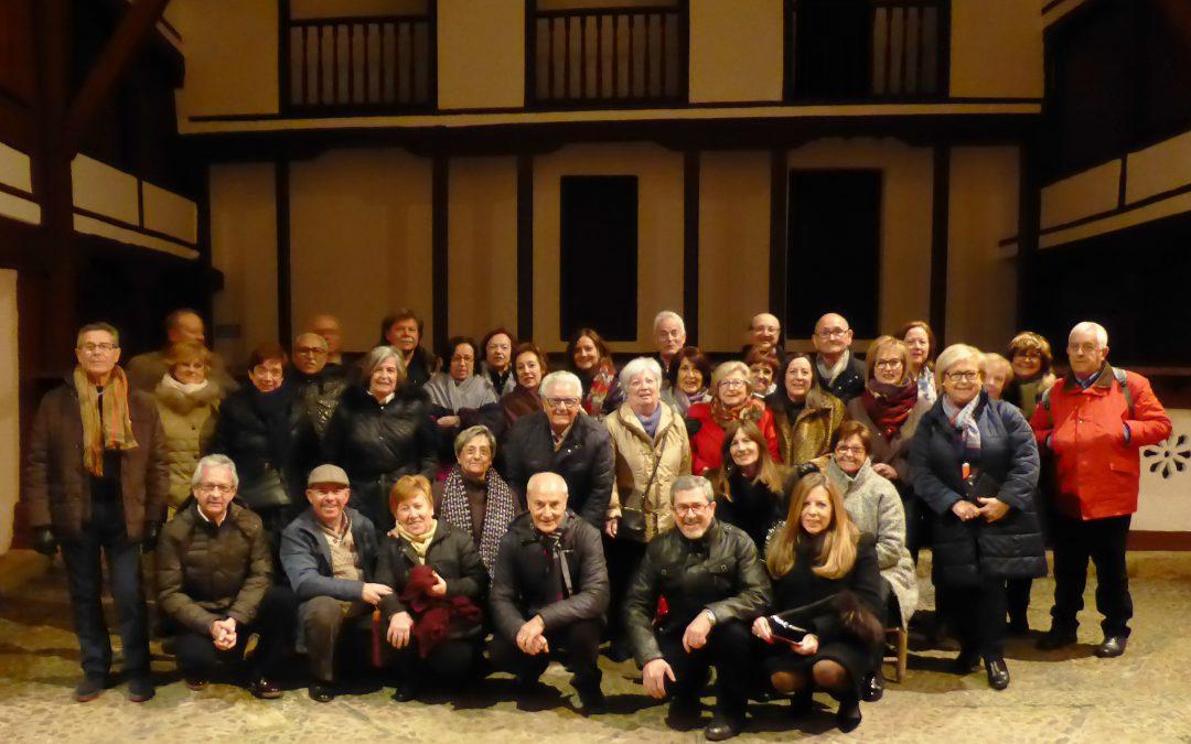 Día Internacional del Teatro y viaje a Almagro de Aulas