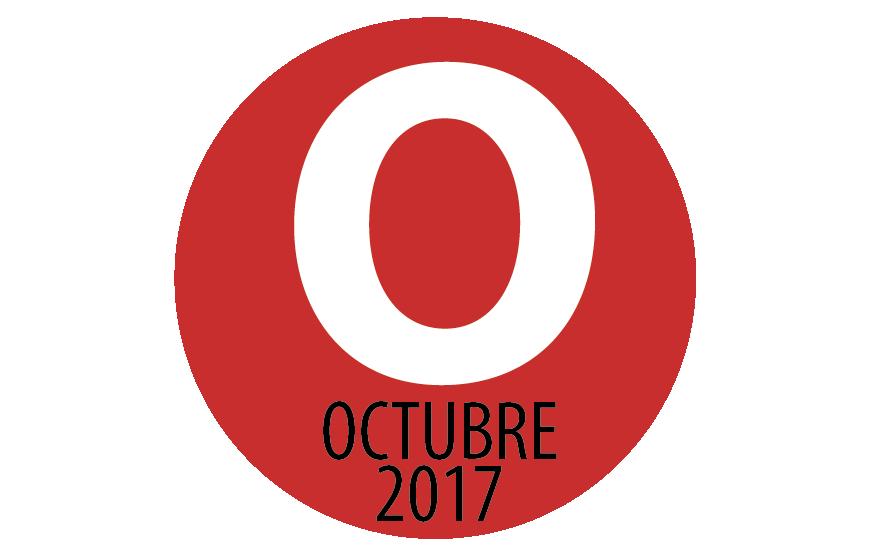 PROGRAMACIÓN OCTUBRE 2017