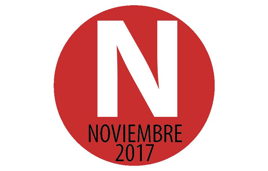 Programación noviembre 2017