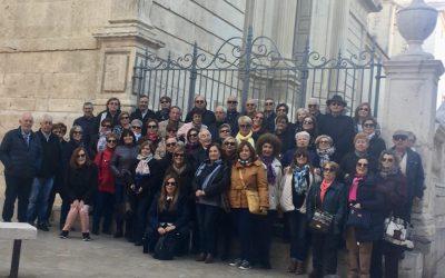 Los alumnos de Aulas visitaron Xàtiva