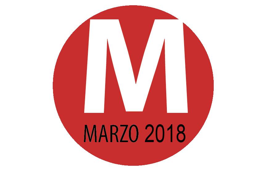PROGRAMACIÓN MARZO 2018