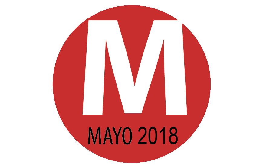 PROGRAMACIÓN MAYO 2018