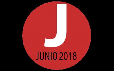 Programación junio 2018