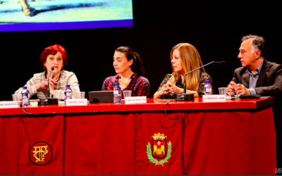 Mujeres de Roma en la Lección Inaugural pronunciada por Isabel Barceló