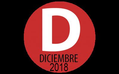 PROGRAMACIÓN DICIEMBRE 2018
